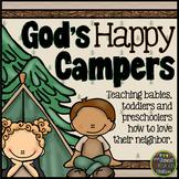 God's Happy Campers: A Good Samaritan Bible Lesson
