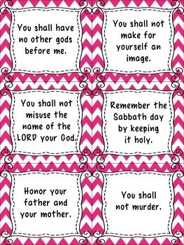 God's Law Tricks & Truths (Facts about the 10 Commandments)