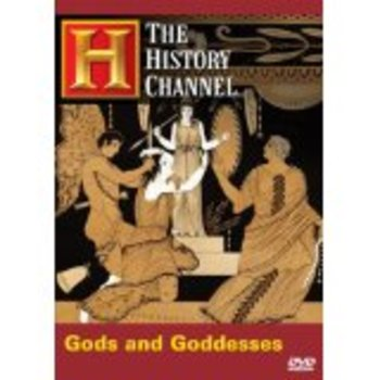 Gods and Goddesses: Greek Gods fill-in-the-blank movie guide w/quiz