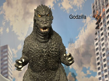 Godzilla - Powerpoint History, facts, information, pictures, movies