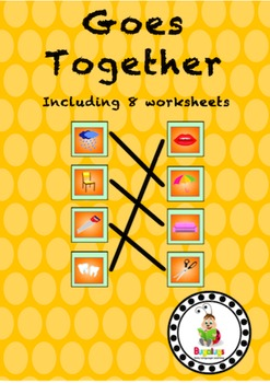 Goes Together Semantic Matching Activity