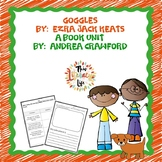 Goggles Guided Reading Unit ~ Book by Ezra Jack Keats