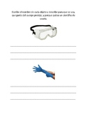 Goggles and Gloves Espanol