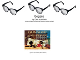 Goggles by E. J. Keats (a read aloud lesson)