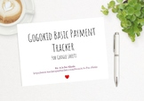 Gogokid Basic Payment Tracker - Google Sheets