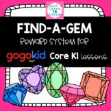 GoGoKid Core K1 FIND-A-GEM  Printables