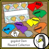 Gogokid Gem Reward System Collection