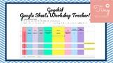 Gogokid Google Sheets Workshop Tracker
