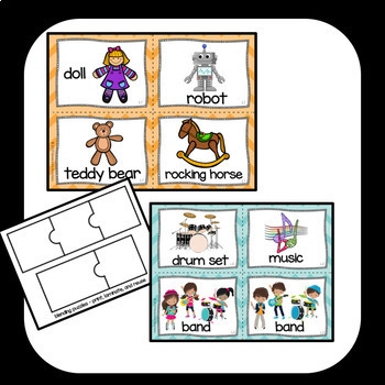 Online ESL Gogokid Trial Props and Flashcards