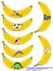 Goin' Bananas Alphabet Beginning Sounds Game
