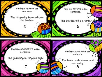 """Goin' Buggy!  - 3 Ready-to-Go """"Bug""""/Insect Activities"""
