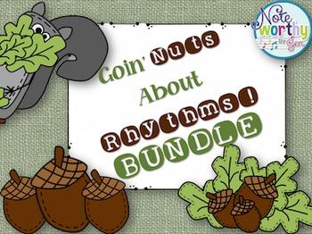 Goin' Nuts About Rhythm {Bundle}