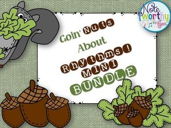Goin' Nuts About Rhythm {MINI Bundle}