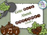 Goin' Nuts About Rhythm {Ta, Ti Ti, Rest}