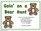 Goin' on a Bear Hunt