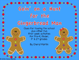 Goin' on a Hunt for the Gingerbread Man