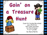 Goin' on a Treasure Hunt