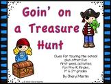Goin' on a Treasure Hunt