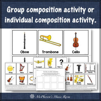 Goin' to the Symphony: Orff, Instruments, Rhythm and Composition