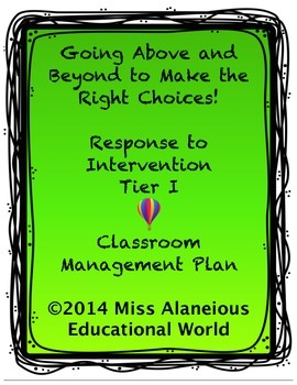 Going Above and Beyond to Make Great Choices!