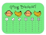 Roll & Read:  Going Bananas