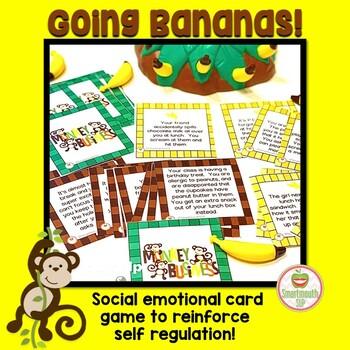 Social Skills Game:  Going Bananas