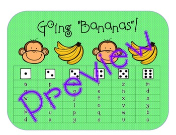 "Roll & Read:  Going ""Bananas""! for Bananas! Bananas! and Mixed-Up Bananas!"