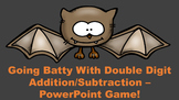 Going Batty With Double Digit Addition and Subtraction - P