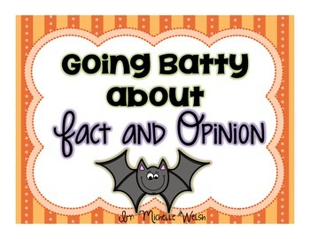 Going Batty about Fact and Opinion