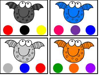 Going Batty for Colors