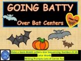 Going Batty over Bat Centers - Language Arts & Math