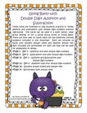 Going Batty with Double Digit Addition and Subtraction