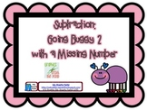 Going Buggy 2 with Missing Number Subtraction
