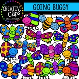 Going Buggy: Spring Clipart {Creative Clips Digital Clipart}