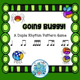 Going Buggy! - Duple Rhythm Patterns - Rhythm Game Koosh B