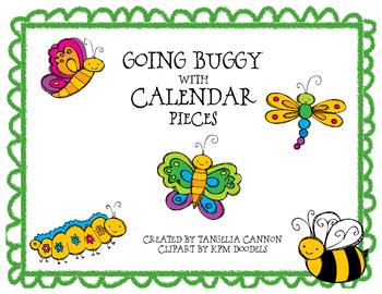 Going Buggy For Calendar Pieces