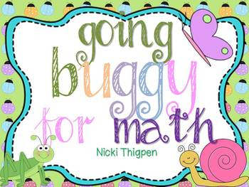 Going Buggy For Math Stations