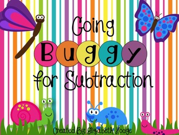 Going Buggy For Subtraction