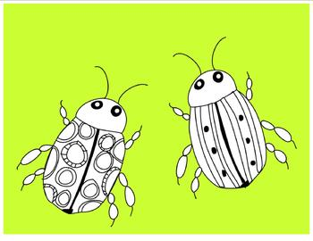 Going Buggy Insect Clip Art