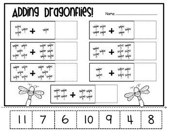 Going Buggy! Kindergarten Math Fun!