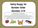 Going Buggy: Ordering Numbers 0-15