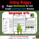 Going Buggy Over Common Core Language Arts Activities For Third Grade