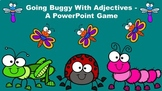Going Buggy With Adjectives - PowerPoint Game