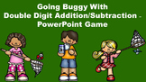 Going Buggy With Double Digit Addition/Subtraction - PowerPoint Game