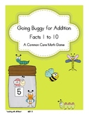 Going Buggy for Addition Facts 1 to 10