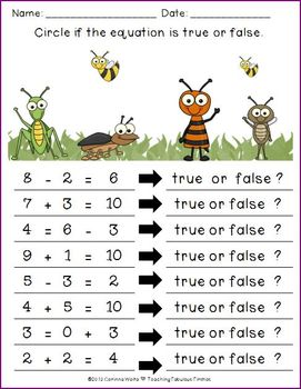 Going Buggy with Operations & Algebraic Thinking: Common Core Math Mega Pack!