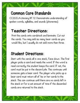 Going Camping Phonics: L-Blends Pack