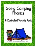 Going Camping Phonics: R-Controlled Vowel Words Pack