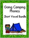 Going Camping Phonics: Short Vowel Bundle