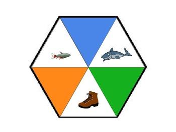 Going Fishin' - Language
